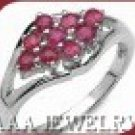Ruby Rounds Ring