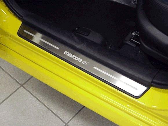 03-05 Mazda 6 Front Door Sills