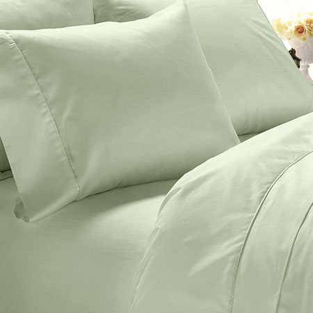 NILE VALLEY 100%EGYPTIAN COTTON 600 TC BED SHEETS-CAL KING