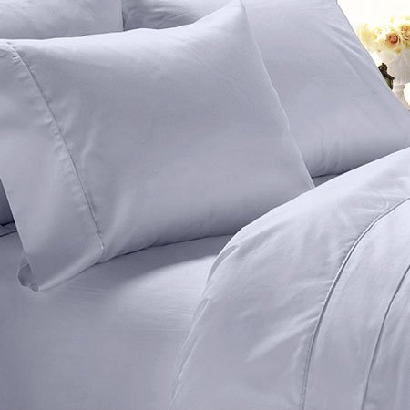 NILE VALLEY 100%EGYPTIAN COTTON 600 TC BED SHEETS-FULL