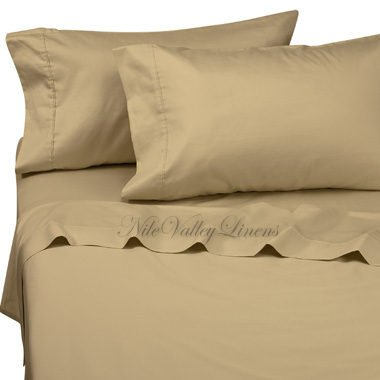 NILE VALLEY 100%EGYPTIAN COTTON 800 TC BED SHEETS-FULL