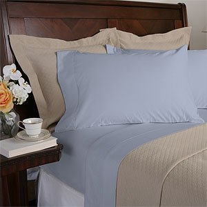 NILE VALLEY 100%EGYPTIAN COTTON 1200TC BED SHEETS-QUEEN