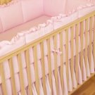NILE VALLEY CRIB~100%EGYPTIAN COTTON 600TC-5PCS SET