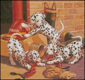 Puppy Stocking Cross Stitch « Cross Stitch Patterns