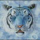 FANTASY TIGER cross stitch pattern