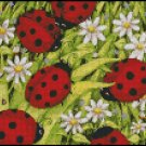 LADYBUGS cross stitch pattern