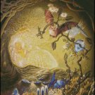 FANTASY 1 cross stitch pattern