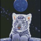 TIGER CUB cross stitch pattern