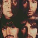 THE BEATLES #2 cross stitch pattern