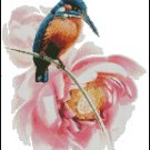 BIRD cross stitch pattern