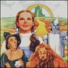 WIZARD OF OZ #2 cross stitch pattern
