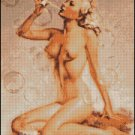 PIN UP 6 cross stitch pattern