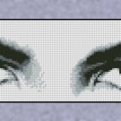 MICHAEL JACKSON 3 cross stitch knitting crochet pattern