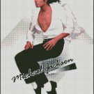 MICHAEL JACKSON 6 cross stitch pattern