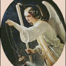 ANGEL cross stitch pattern
