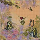 WINGS OF GRACE cross stitch pattern