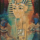 TUTANKHAMUN 1 cross stitch pattern