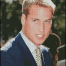 PRINCE WILLIAM cross stitch pattern