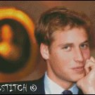 PRINCE WILLIAM cross stitch pattern 1