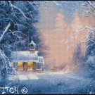 WINTER cross stitch pattern