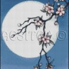 CHERRY BLOSSOM 3 cross stitch pattern