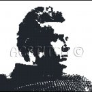 JAMES DEAN cross stitch pattern
