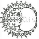 INDIAN DESIGN 1 cross stitch CROCHET pattern