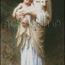 INNOCENCE cross stitch pattern