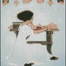 KNOW ALL MEN cross stitch pattern