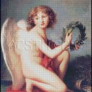 ANGEL 2 cross stitch pattern