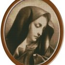 MADONNA DELAROSA cross stitch pattern