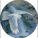 DOVE cross stitch pattern