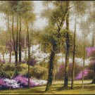 LANDSCAPE cross stitch pattern