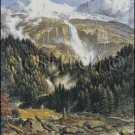 THE SCHMADRIBACH FALLS cross stitch pattern