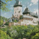 KARLSTEIN CASTLE cross stitch pattern