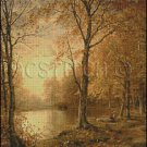 INDIAN SUMMER cross stitch pattern