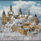 HOHENZOLLERN CASTLE cross stitch pattern