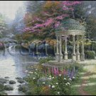 GARDEN OF PRAYER cross stitch pattern No.599