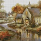 AUTUMN'S BLESSING cross stitch pattern
