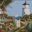 LIGHTHOUSE 4 cross stitch pattern