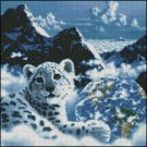 LEOPARD CUB 2 cross stitch pattern