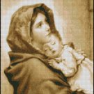 MADONNA Of THE STREETS cross stitch pattern