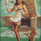PIN UP 22 cross stitch pattern