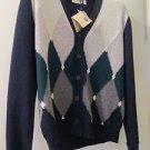 NEW Ballantyne (Limited Edition) Wool Cardigan - EU 50