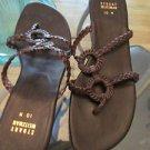 New Stuart Weitzman Wedge Sandals - US 10