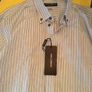 NEW Dolce & Gabbana Martini Dress Shirt - US 16/EU 41