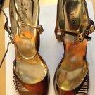 NEW VINTAGE Vittorio Petrini Sandals for B. Altman & Co - 8.5N
