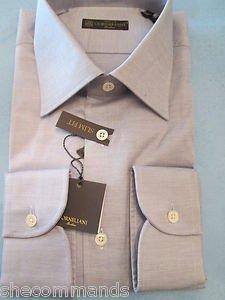 NEW Corneliani Men's Dress Shirt - US 15.5 L