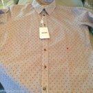 NEW Moschino Men's Shirt - 15.75/40