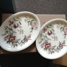 PAIR of Hampshire Windsor Ware by Johnson Brothers Platters